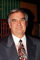 Montreal, CANADA, File Photo between 1990 and 1995 of Guy Saint-Pierre when he was President of SNC, which  became  SNC-Lavallin.<br /> <br /> <br /> Photo : Agence Quebec Presse - Pierre Roussel