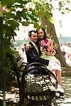Brooklyn Bridge and New York City Wedding<br />