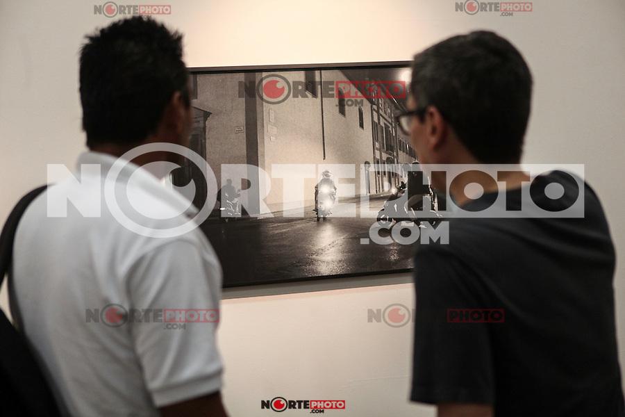 Allen Frame, Photographer.<br /> Inauguration of the photographic exhibition 'Dialogue with Bolaño', by the New York author.<br /> (Photo: Luis Gutierrez / NortePhoto.com)<br /> Allen Frame, Fotografo.<br /> Inauguracion la exposición  fotografica 'Diálogo con Bolaño', del autor neoyorkino . <br /> (Photo: Luis Gutierrez/ NortePhoto.com)