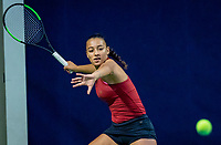 Hilversum, Netherlands, December 2, 2018, Winter Youth Circuit Masters, Warda Ait El Bachir (NED)<br /> Photo: Tennisimages/Henk Koster