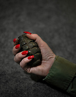 Natalia Voronkova (44), a volunteer who offers support and basic first aid training for Ukrainian government forces fighting Russian-backed separatists in the east of the country, learns about the various types of landmines and weapons used by the separatists and their Russian backers, how to spot them in the field, and how they damage the body (so that she can later inform soldiers how to better treat the wounds). Recently, a new type of mine is being used against Ukrainian forces which they are very concerned about. It is being dropped from the air, sometimes by drones, and Natalia Voronkova wants to know all the details so that she can spread the information and warn the soldiers.<br /><br />While Natalia works on the frontlines she uses the opportunity to get a unfiltered sense of the reality and challenges the soldiers face on the ground; impressions she uses as a special advisor to the Ministry of Defence.