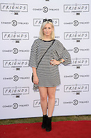 Gemma Styles<br /> at the launch party for Comedy Central's FriendsFest, presented by The Luna Cinema at Haggerston Park.<br /> <br /> ©Ash Knotek  D3146  23/08/2016