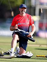 Darren Stevens of Kent warms up during Kent Spitfires vs Middlesex, Vitality Blast T20 Cricket at The Spitfire Ground on 11th June 2021