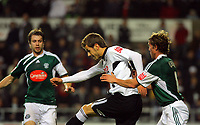 ATTENTION SPORTS PICTURE DESK<br /> Pictured: Andrea Orlandi of Swansea City in action <br /> Re: Coca Cola Championship, Swansea City Football Club v Plymouth Argyle at the Liberty Stadium, Swansea, south Wales. Tuesday 08 December 2009