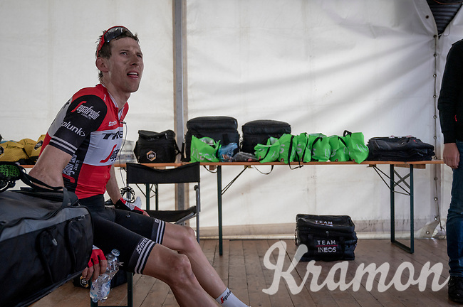 mountaintop finish of <br /> Stage 13: Pinerolo to Ceresole Reale/Lago Serrù (196km)<br /> 102nd Giro d'Italia 2019<br /> <br /> ©kramon
