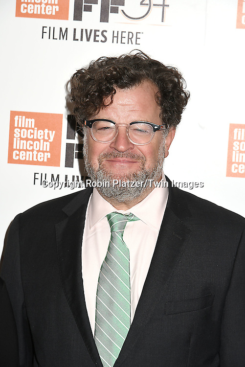 """Kenneth Lonergan  attends the """"Manchester by the Sea"""" Screening at the New York Film Festival on October 1, 2016 at Alice Tylly Hall in Lincoln Center in New York, New York, USA.<br /> <br /> photo by Robin Platzer/Twin Images<br />  <br /> phone number 212-935-0770"""