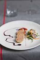 Europe/France/Languedoc-Roussillon/66/Pyrénées-Orientales/Perpignan: Restaurant: La Maison Rouge - 41, rue François Rabelais
