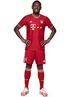 26th October 2020, Munich, Germany; Bayern Munich official seasons portraits for season 2020-21;  David Alaba