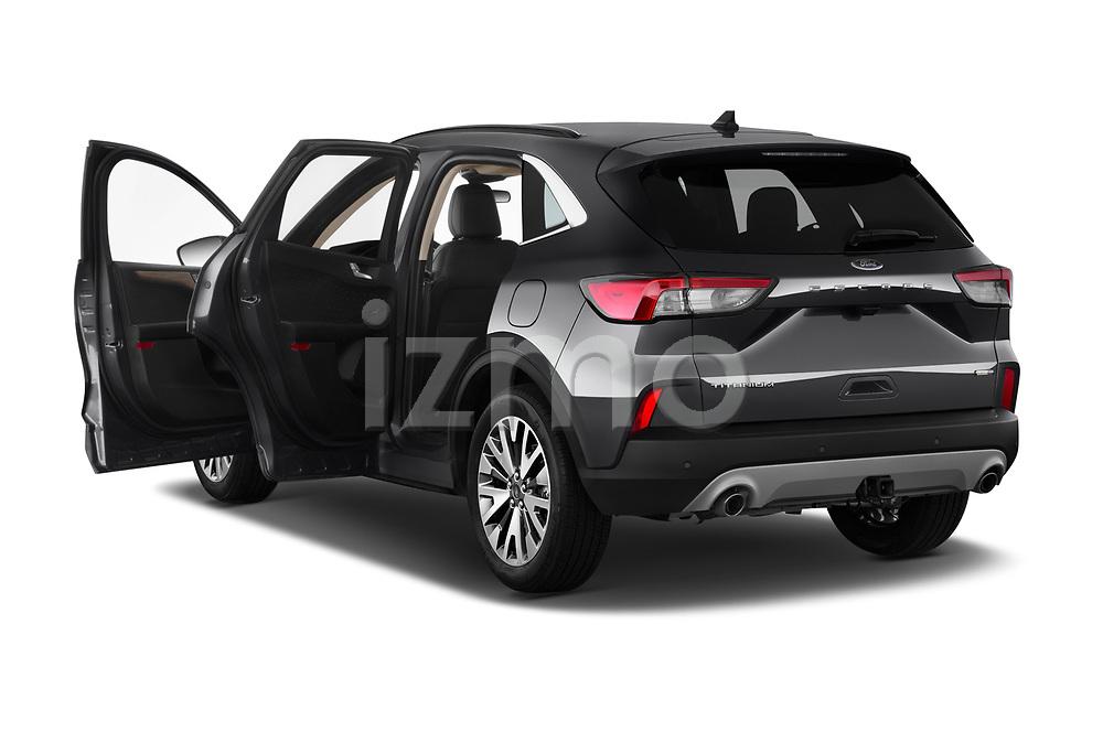 Car images of 2020 Ford Escape Titanium 5 Door SUV Doors