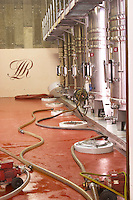 stainless steel tanks chateau lestrille bordeaux france