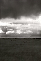 Stormy sky and power lines&#xA;<br />