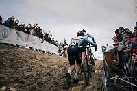 U23 race<br /> <br /> UCI cyclocross World Cup Koksijde / Belgium 2017