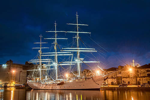 The City Quays at the Port of Cork are to be fenced off in the interest of public safety. The quays are in regular use for commercial shipping and other visiting vessels, such as the Norwegain Tall Ship Christian Radich, as pictured above in this file photo