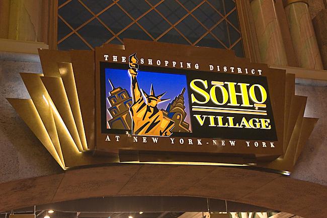 SOHO Village, Las Vegas, Nevada
