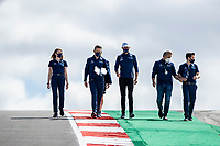 29th April 2021; Algarve International Circuit, in Portimao, Portugal; F1 Grand Prix of Portugal, driver and team arrival and inspection day;  LATIFI Nicholas (can), Williams Racing F1 FW43B