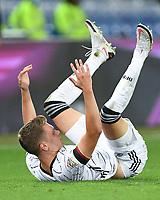 Matthias Ginter (Deutschland) auf dem Boden.<br /> Sport: Fussball: UEFA Nations League: 2. Spieltag: Schweiz - Deutschland, 06.09.2020<br /> <br /> Foto: Markus Gilliar/GES/POOL/Marc Schüler/Sportpics.de