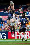 Scotland play United States in a Bowl Quarter Final on Day 3 of the Cathay Pacific / HSBC Hong Kong Sevens 2013 on 24 March 2013 at Hong Kong Stadium, Hong Kong. Photo by Manuel Queimadelos / The Power of Sport Images