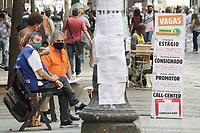 01.10.2020 - Aumento do desemprego em SP