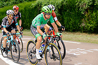 2nd July 2021; Le Creusot, France;  CAVENDISH Mark (GBR) of DECEUNINCK - QUICK-STEP during stage 7 of the 108th edition of the 2021 Tour de France cycling race, a stage of 249,1 kms between Vierzon and Le Creusot