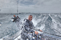 Around Corsica Record: Yvan Bourgnon - Joris Cocaud