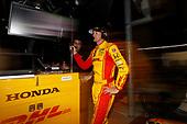 2017 IndyCar Media Day - Track Action<br /> Phoenix Raceway, Arizona, USA<br /> Friday 10 February 2017<br /> Ryan Hunter-Reay<br /> World Copyright: Michael L. Levitt/LAT Images<br /> ref: Digital Image _AT_1519