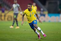 4th June 2021; Beira-Rio Stadium, Porto Alegre, Brazil; World Cup 2022 qualifiers; Brazil versus Ecuador; Gabriel Jesus of Brazil