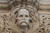 Gargoyles and Relief Sculptures