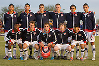 USA Men U-17 vs Brazil December 03 2010