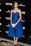"Macarena Gomez attends the photocall organized by Vanity Fair to reward Placido Domingo as ""Person of the Year 2015"" at the Ritz Hotel in Madrid, November 16, 2015.<br /> (ALTERPHOTOS/BorjaB.Hojas)"