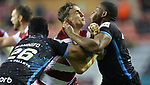 08.03.2019 Wigan Warriors v Huddersfield Giants