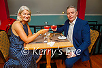 Margaret and James Mahoney from Ballydonoghue celebrating their 30th wedding anniversary in Croi on Saturday.