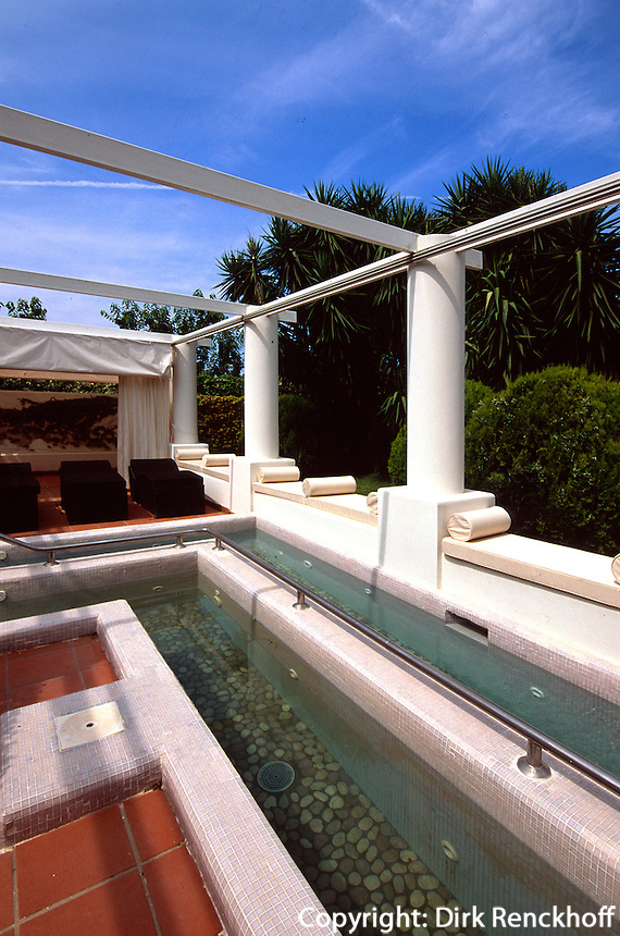 Italien, Capri, Hotel Capri Palace in Anacapri, Wellness-Abteilung