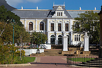 South Africa, Cape Town.  South African Museum.