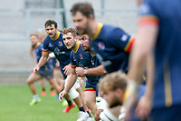 020921 - Ulster Rugby Captain's Run