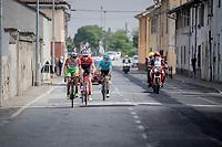 the long breakaway<br /> <br /> 98th Milano - Torino 2017 (ITA) 186km
