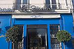 Exterior, Le Divellec Restaurant, Paris, France, Europe
