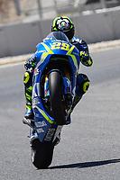 Montmelo' (Spagna) 10-06-2017 qualifiche Moto GP Spagna foto Luca Gambuti/Image Sport/Insidefoto<br /> nella foto: Andrea Iannone