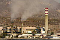 Greenhouse gas emissions, Sea of Cortez, Mexico, Pacific Ocean