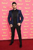 Anton Danyluk<br /> arriving for the ITV Palooza at the Royal Festival Hall, London.<br /> <br /> ©Ash Knotek  D3532 12/11/2019
