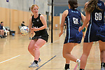 NELSON, NEW ZEALAND - NBS Premier Netball: Prices v NCG, Thursday 24th June 2021. Saxton Stadium, Nelson, New Zealand. (Photos by Barry Whitnall/Shuttersport Limited)