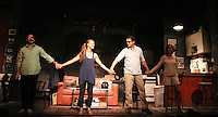 10-13-12 Jon Lindstrom - Time Stands Still - Curtain Call - Cape May Stage, NJ