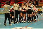 Halle Neustadt gewinnt gegen Ketsch mit 23:30 // Handball Bundesliga Frauen / Kurpfalz Baeren gegen SV Union Halle-Neustadt / 20.02.2021<br /> <br /> Foto © PIX-Sportfotos *** Foto ist honorarpflichtig! *** Auf Anfrage in hoeherer Qualitaet/Aufloesung. Belegexemplar erbeten. Veroeffentlichung ausschliesslich fuer journalistisch-publizistische Zwecke. For editorial use only.