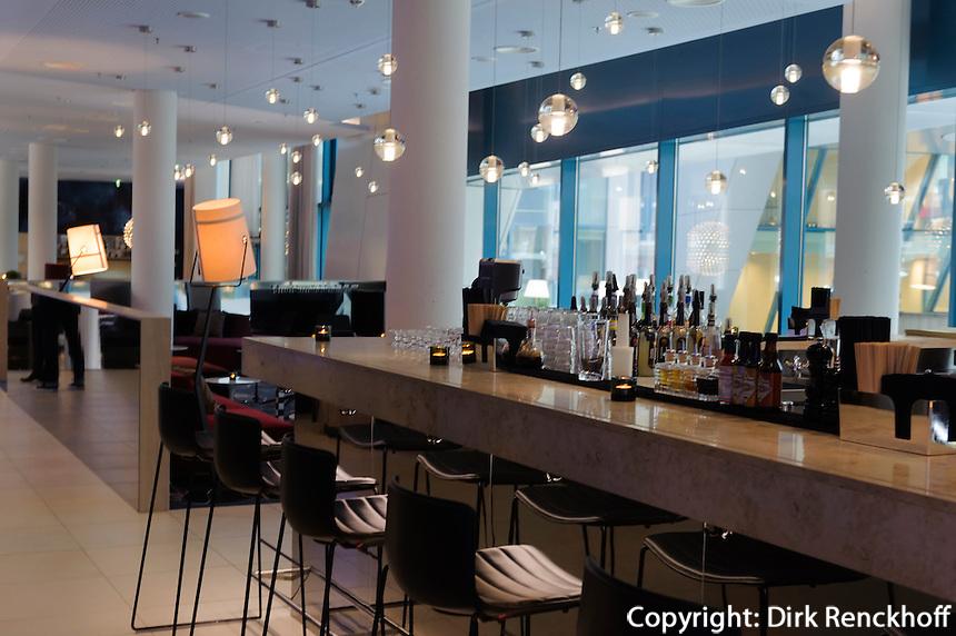 Bar im Scandic Hamburg Emporio, Dammtorwall 19, Hamburg, Deutschland
