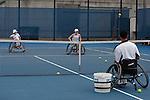 Sydney International Wheelchair Tennis Open 2011, Junnior development clinic