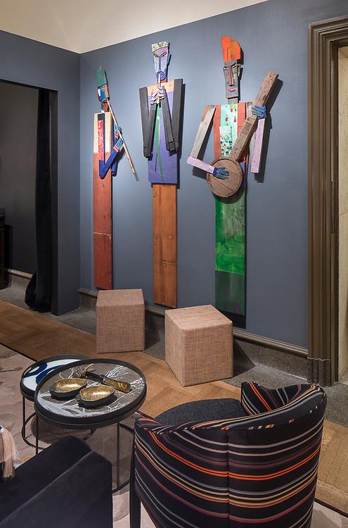 Columbus Museum of Art 2017 Decorator's Show House | Judy Politi