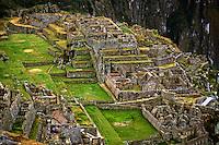 Machu Picchu.Peru .....