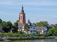 Eltville, Hessen, Deutschland, Europa<br /> Eltville, Hesse, Germany, Europe