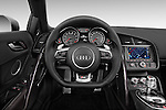 2014 Audi R8 Spyder Convertible Steering Wheel