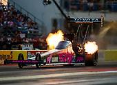 NHRA Mello Yello Drag Racing Series<br /> AAA Texas NHRA FallNationals<br /> Texas Motorplex<br /> Ennis, TX USA<br /> Friday 13 October 2017 Antron Brown, Matco Tools, top fuel dragster<br /> <br /> World Copyright: Mark Rebilas<br /> Rebilas Photo