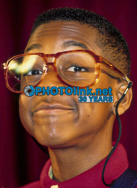 Jaleel White 1991<br /> Photo by Adam Scull/PHOTOlink